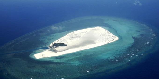 bbc-news-中国南海填岛